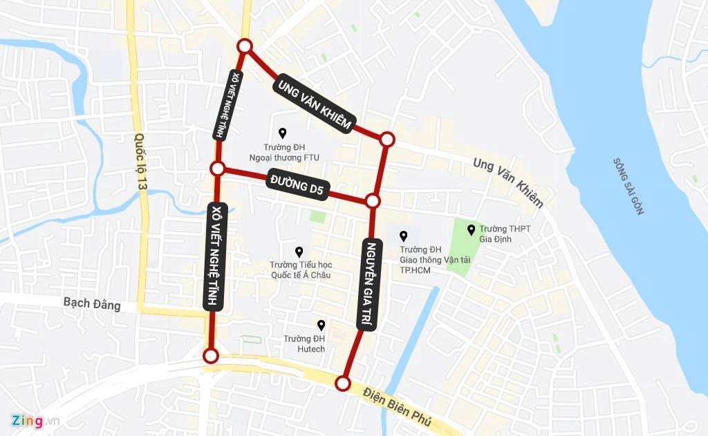 Con đường kẹt triền miên gần 20 năm ở phía đông Sài Gòn Ảnh 2