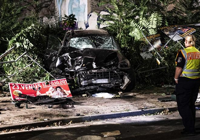 Quận trung tâm ở Đức muốn cấm SUV ra phố sau tai nạn chết 4 người Ảnh 1