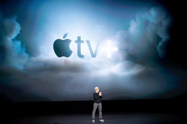 Dịch vụ Apple TV+ có giá thuê bao 4,99 USD mỗi tháng, ra mắt ngày 1/11 Ảnh 1