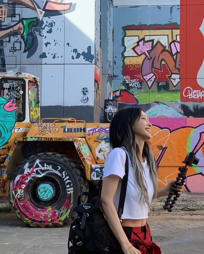 U40, Han Ye Seul vẫn khiến dân tình 'phát sốt' khi khoe vòng eo con kiến và body chuẩn như gái 20 Ảnh 2