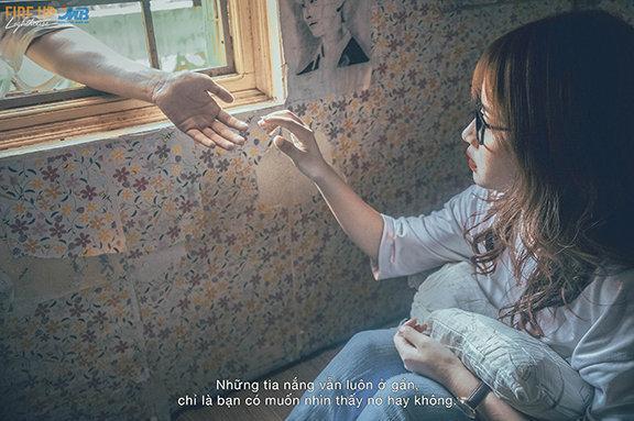 Bộ ảnh khắc họa nỗi niềm và tâm tư của tân sinh viên Ảnh 10