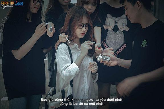 Bộ ảnh khắc họa nỗi niềm và tâm tư của tân sinh viên Ảnh 4