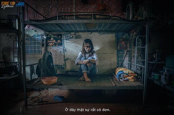 Bộ ảnh khắc họa nỗi niềm và tâm tư của tân sinh viên Ảnh 6