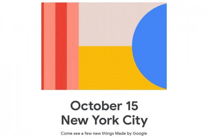 Google sẽ trình làng Pixel 4 và 4 XL vào ngày 15/10 Ảnh 1