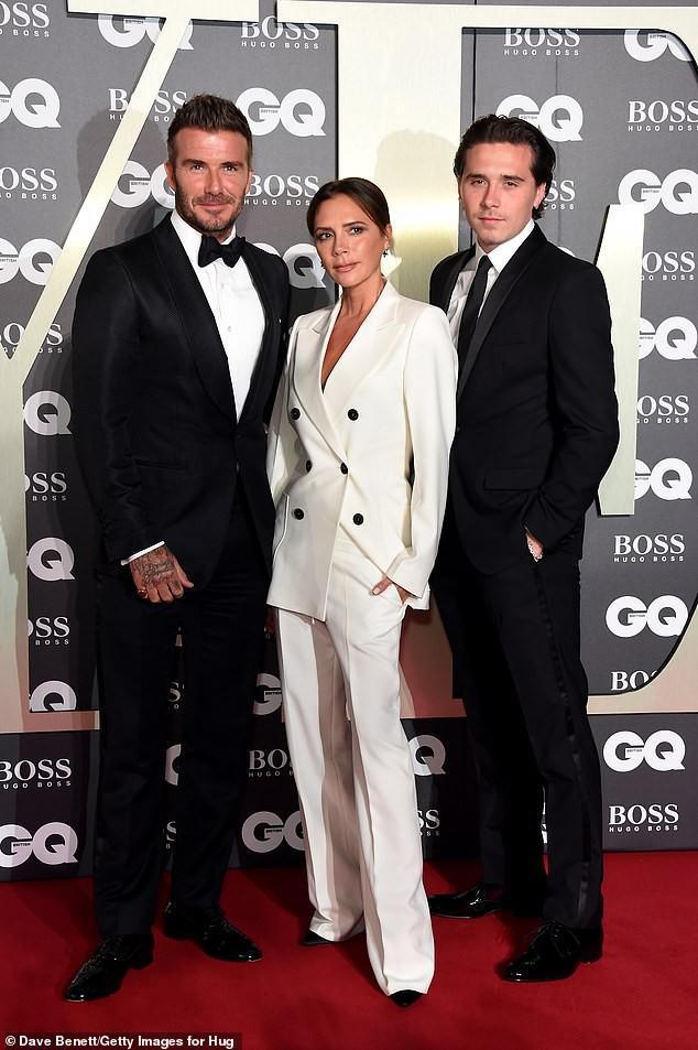 Victoria Beckham: 'Trang điểm giúp tôi thấy tự tin hơn' Ảnh 5