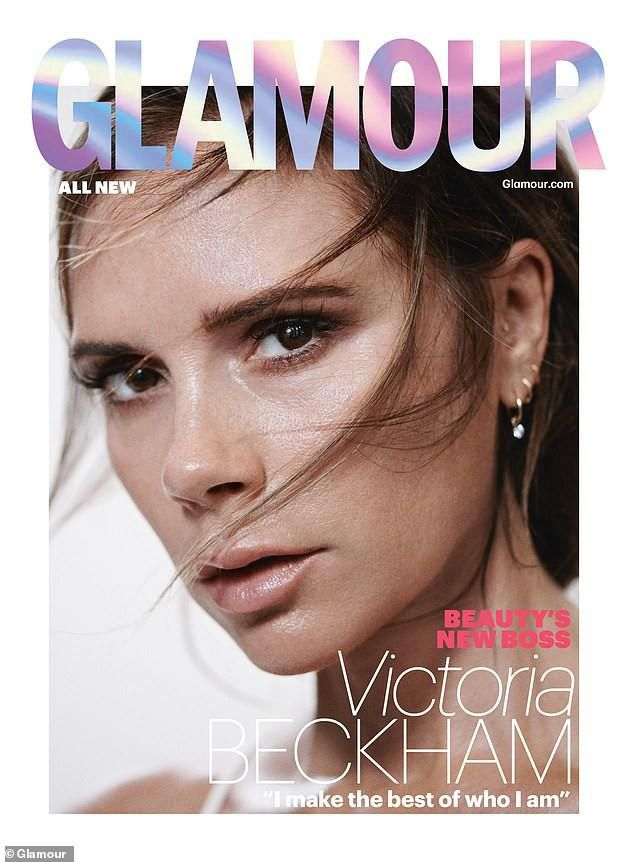 Victoria Beckham: 'Trang điểm giúp tôi thấy tự tin hơn' Ảnh 2