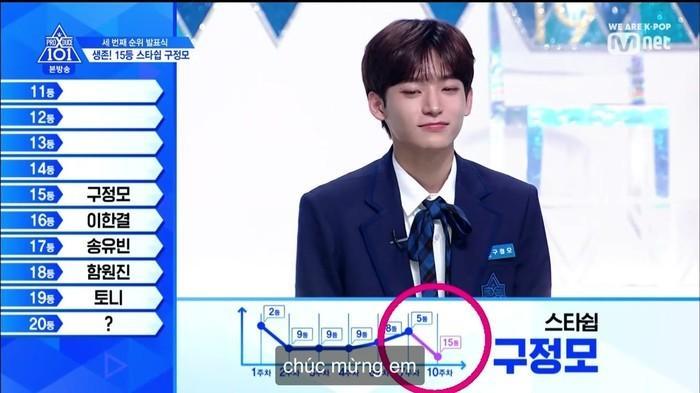 Sốc: 'Produce X 101' thao túng phiếu bầu từ tập 2, 11 thành viên X1 được sắp đặt trong nội bộ ngay từ đầu? Ảnh 13