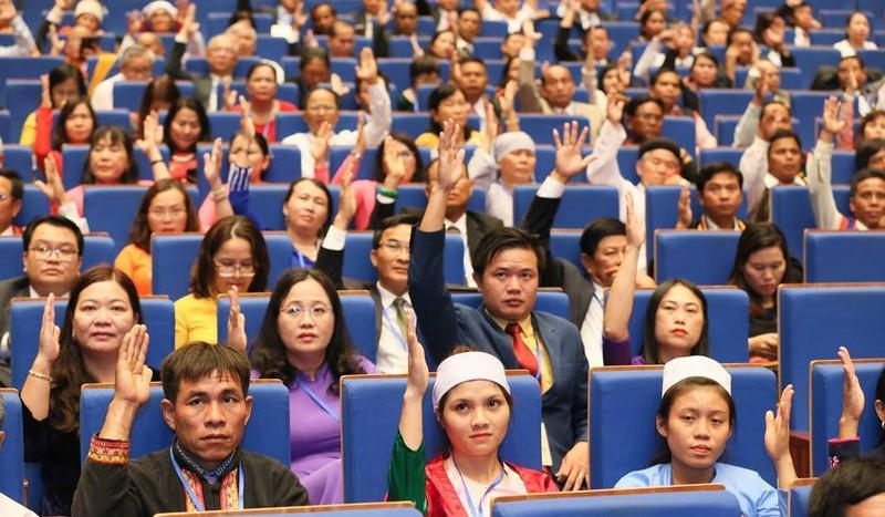 Người ngoài Đảng chiếm 50% UB Trung ương MTTQ Việt Nam Ảnh 2