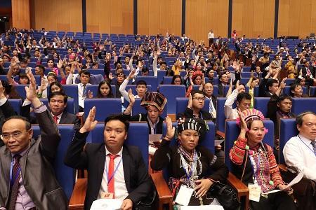 Hiệp thương cử 374 vị tham gia Ủy ban Trung ương MTTQ Việt Nam khóa IX Ảnh 2