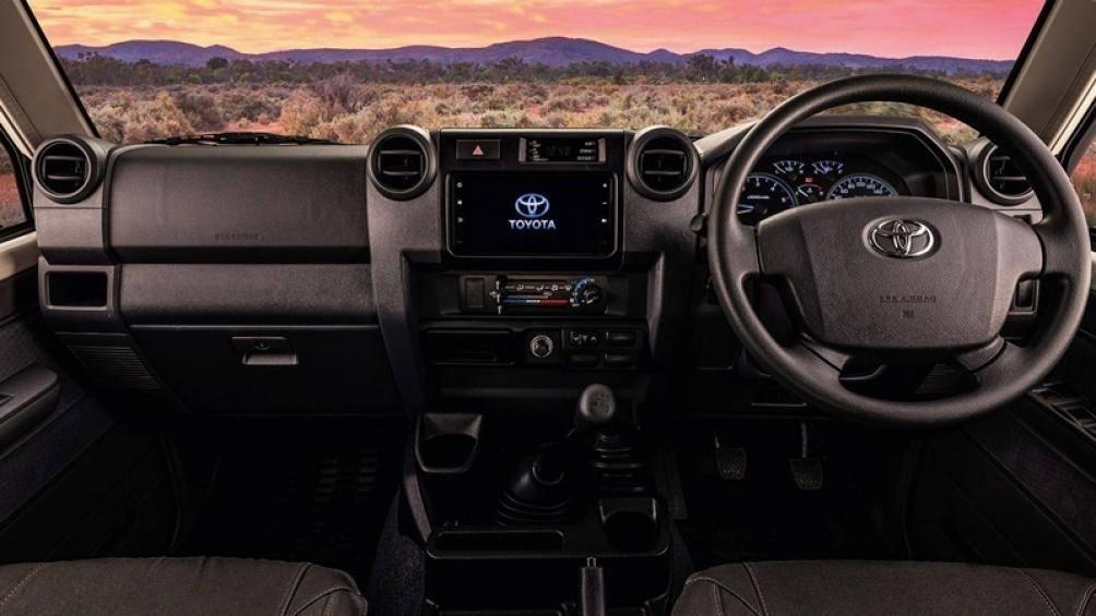Toyota hồi sinh dòng Land Cruiser bền bỉ trứ danh Ảnh 5