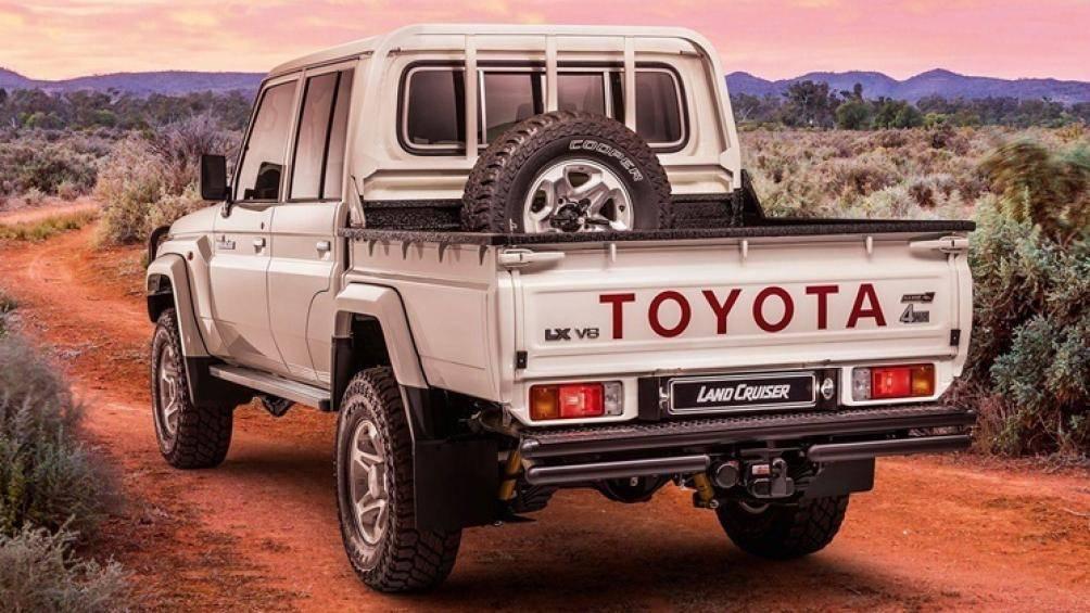 Toyota hồi sinh dòng Land Cruiser bền bỉ trứ danh Ảnh 2