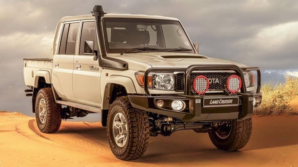 Toyota hồi sinh dòng Land Cruiser bền bỉ trứ danh Ảnh 1