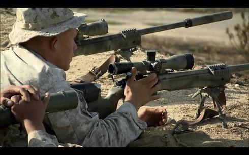 Sức chịu đựng như 'quái vật' của Lính bắn tỉa Thủy quân lục chiến Mỹ Ảnh 7