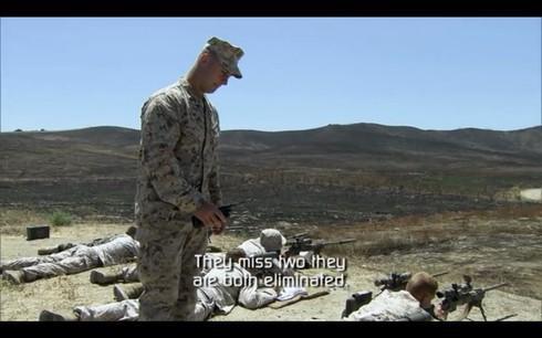 Sức chịu đựng như 'quái vật' của Lính bắn tỉa Thủy quân lục chiến Mỹ Ảnh 8