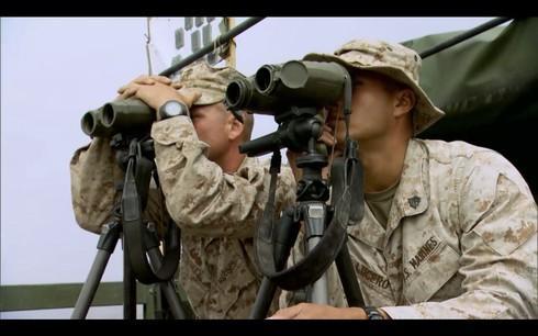 Sức chịu đựng như 'quái vật' của Lính bắn tỉa Thủy quân lục chiến Mỹ Ảnh 12