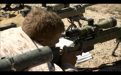 Sức chịu đựng như 'quái vật' của Lính bắn tỉa Thủy quân lục chiến Mỹ Ảnh 14