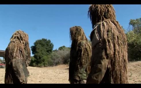 Sức chịu đựng như 'quái vật' của Lính bắn tỉa Thủy quân lục chiến Mỹ Ảnh 1