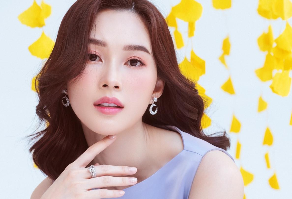 Nhan sắc của Hoa hậu Đặng Thu Thảo sau 7 năm đăng quang Ảnh 1