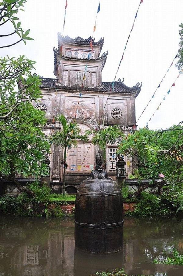 Khám phá ngôi chùa có quả chuông nặng 9000 kg chưa đánh một lần Ảnh 4