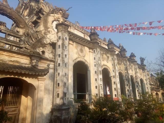 Khám phá ngôi chùa có quả chuông nặng 9000 kg chưa đánh một lần Ảnh 6