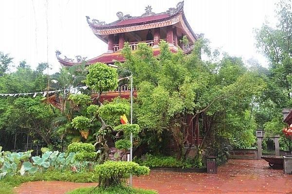 Khám phá ngôi chùa có quả chuông nặng 9000 kg chưa đánh một lần Ảnh 7