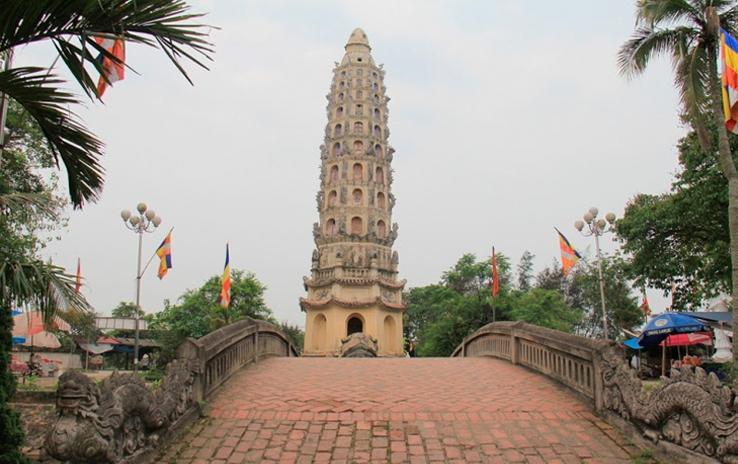 Khám phá ngôi chùa có quả chuông nặng 9000 kg chưa đánh một lần Ảnh 3