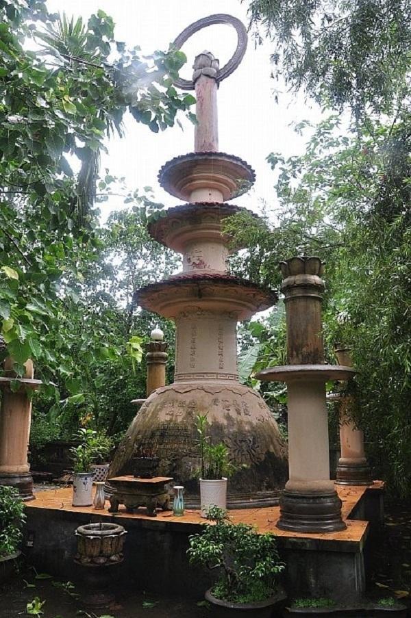 Khám phá ngôi chùa có quả chuông nặng 9000 kg chưa đánh một lần Ảnh 8