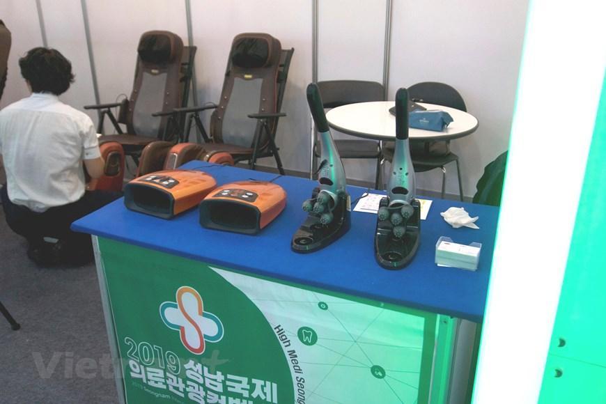 SMC 2019: Hàn Quốc giới thiệu các sản phẩm, dịch vụ chăm sóc sức khỏe Ảnh 3