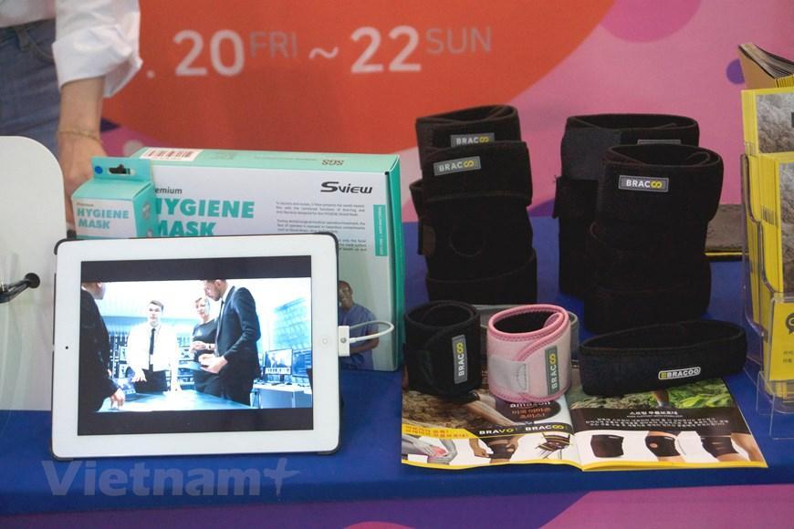 SMC 2019: Hàn Quốc giới thiệu các sản phẩm, dịch vụ chăm sóc sức khỏe Ảnh 11