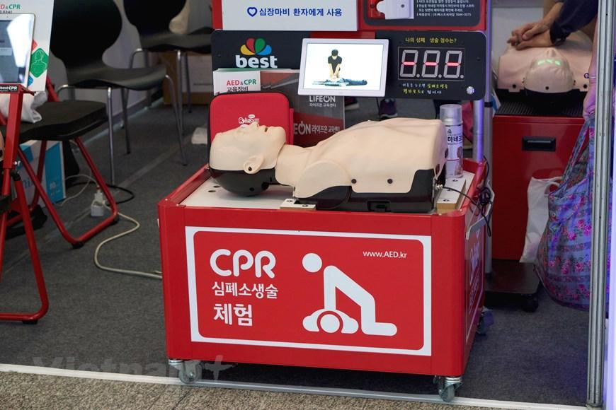 SMC 2019: Hàn Quốc giới thiệu các sản phẩm, dịch vụ chăm sóc sức khỏe Ảnh 7