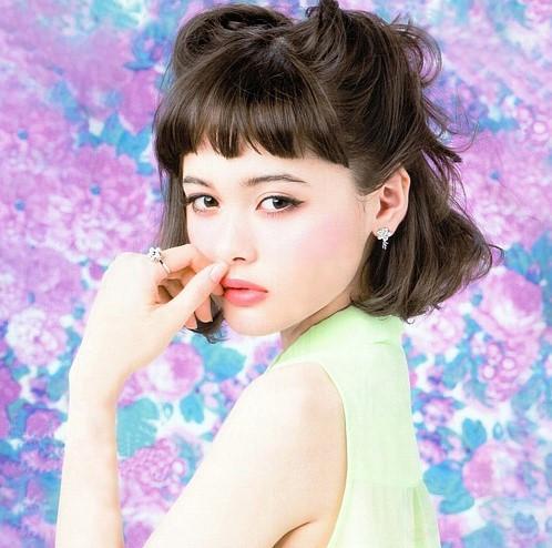 3 bông hồng lai thế hệ mới của làng thời trang Nhật Bản Ảnh 5