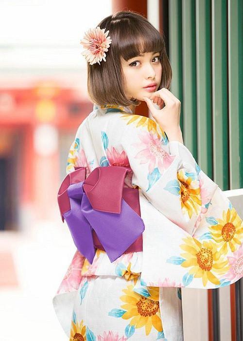 3 bông hồng lai thế hệ mới của làng thời trang Nhật Bản Ảnh 7