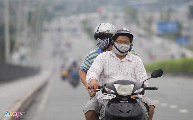 Xác định nguyên nhân khiến TP.HCM và cả Nam Bộ mù đặc, ô nhiễm nặng Ảnh 3