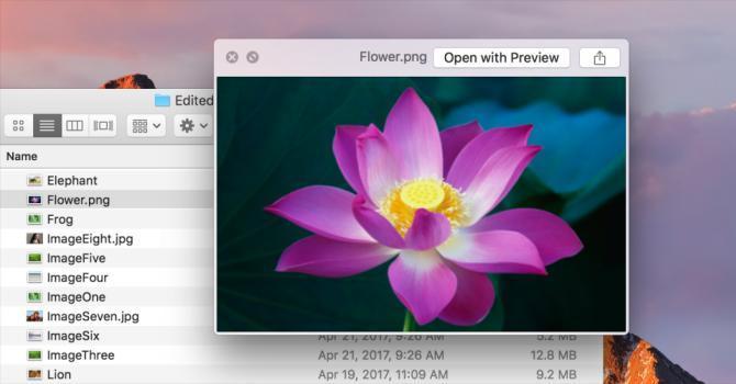 Làm thế nào để chỉnh sửa ảnh, video nhanh trên máy Mac? Ảnh 1