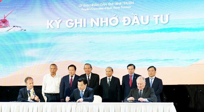 Bình Thuận phát huy tiềm năng biển và nắng gió, phát triển đột phá Ảnh 1
