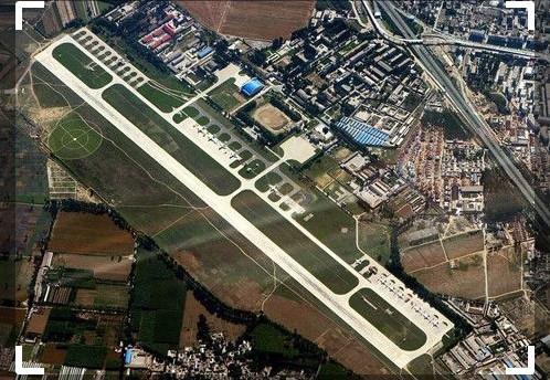 Trung Quốc đóng cửa sân bay lâu đời nhất Ảnh 1