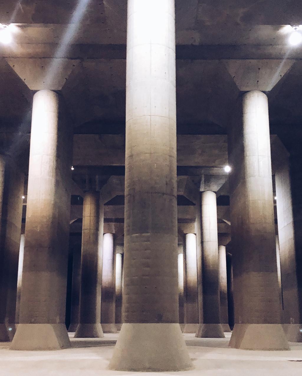 Những công trình lâu đời dưới lòng đất tựa quang cảnh ngoài hành tinh Ảnh 6