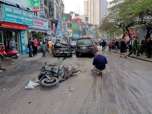Cả nước có hơn 5.600 người chết vì tai nạn giao thông trong chín tháng Ảnh 1
