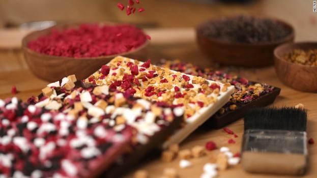 Nestlé ra mắt KitKat cao cấp có giá 17 USD Ảnh 2