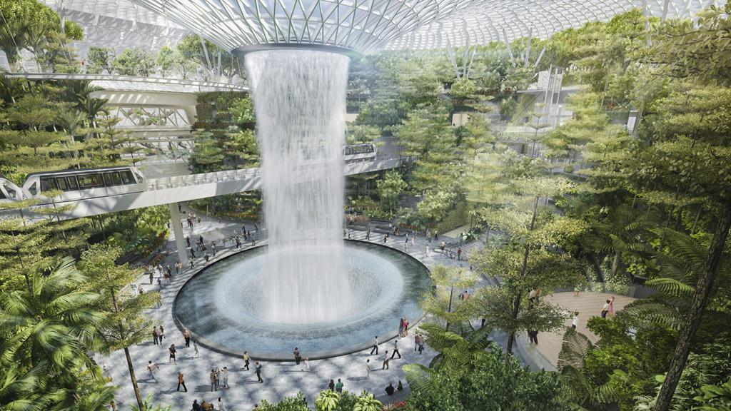 Singapore siêu thực, huyền ảo như viễn cảnh về thế giới tương lai Ảnh 5
