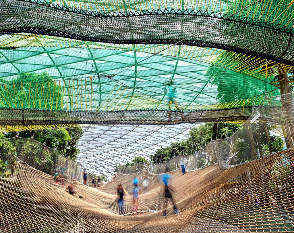 Singapore siêu thực, huyền ảo như viễn cảnh về thế giới tương lai Ảnh 6