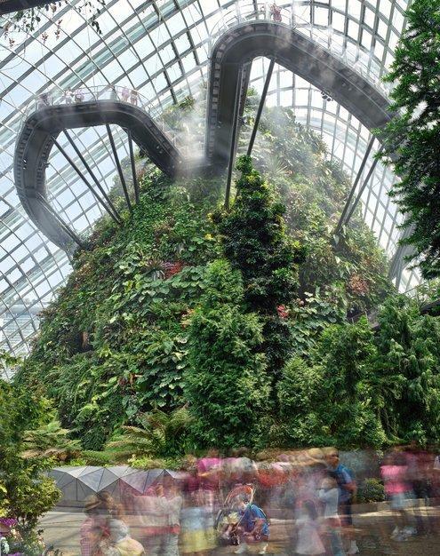 Singapore siêu thực, huyền ảo như viễn cảnh về thế giới tương lai Ảnh 7