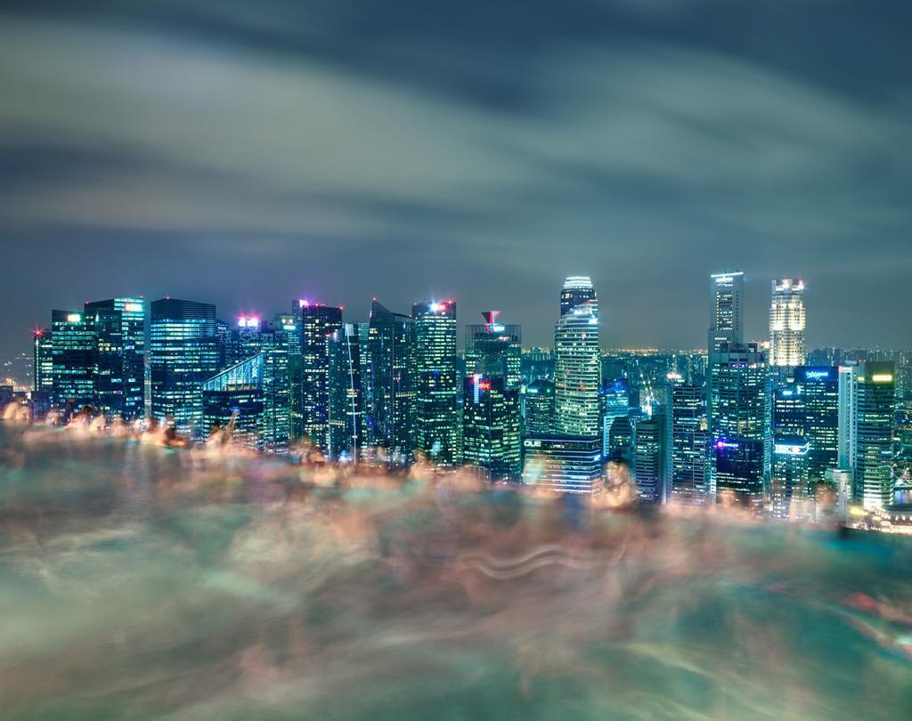 Singapore siêu thực, huyền ảo như viễn cảnh về thế giới tương lai Ảnh 1
