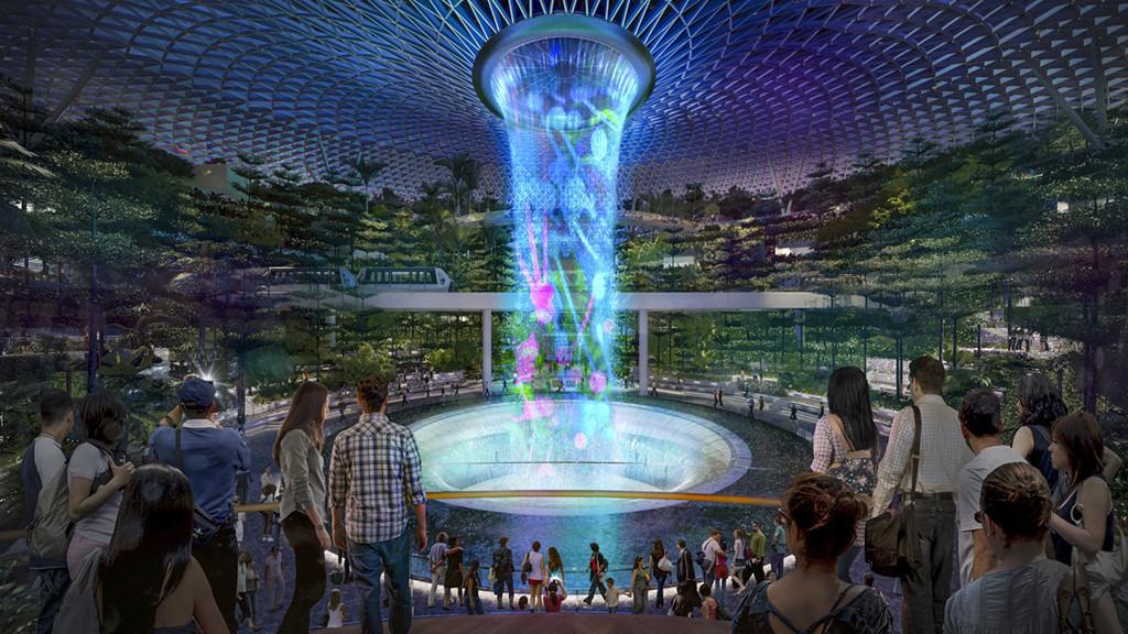 Singapore siêu thực, huyền ảo như viễn cảnh về thế giới tương lai Ảnh 4
