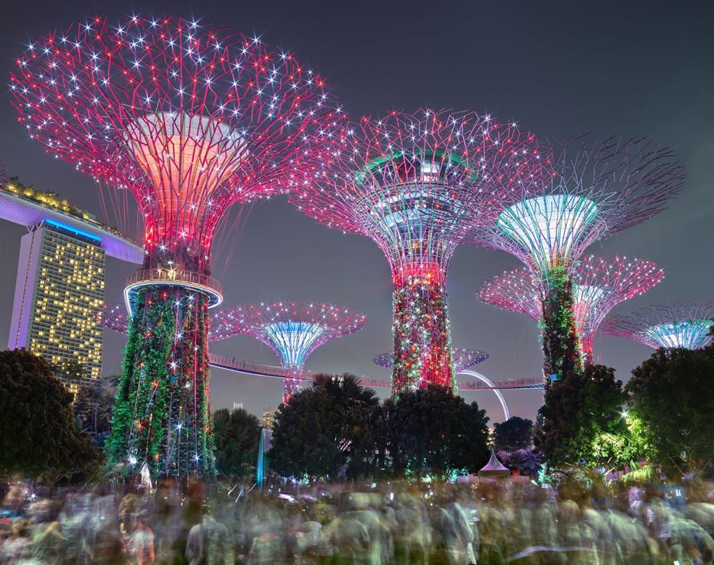 Singapore siêu thực, huyền ảo như viễn cảnh về thế giới tương lai Ảnh 3