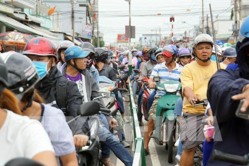 Xóa điểm đen ùn tắc giao thông ở Hà Nội – Bài 1: Những nguy cơ Ảnh 2