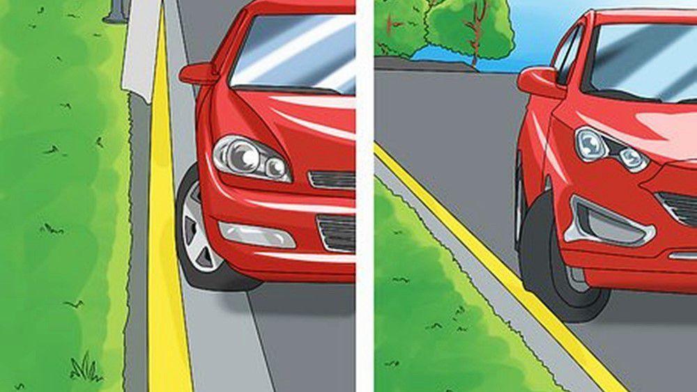 Cách đỗ xe số sàn và số tự động để không bị trôi xe Ảnh 5