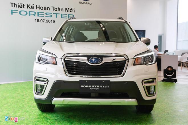 Hơn 160 chiếc Subaru Forester bị lỗi nắp máy động cơ ở Việt Nam Ảnh 2