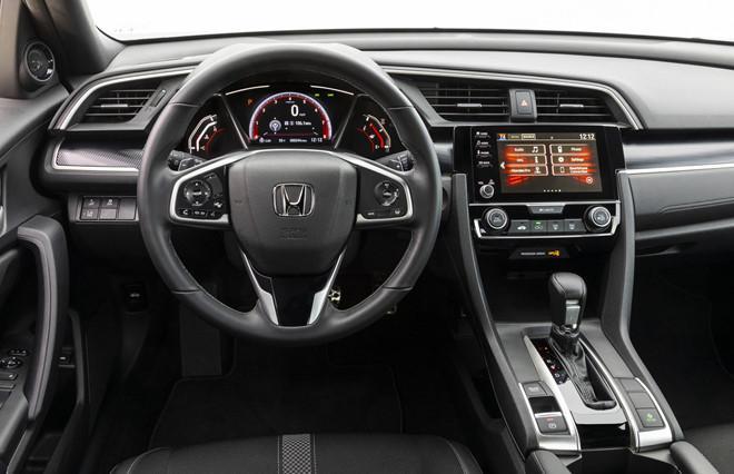 Honda Civic 2020 ít nâng cấp, bắt đầu bán tại Mỹ từ 19.750 USD Ảnh 6