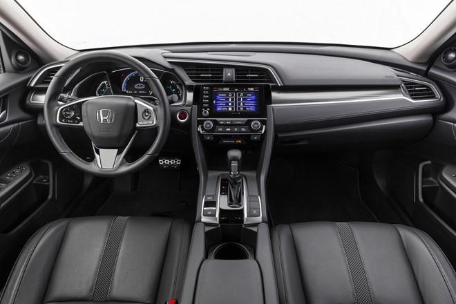 Honda Civic 2020 ít nâng cấp, bắt đầu bán tại Mỹ từ 19.750 USD Ảnh 5
